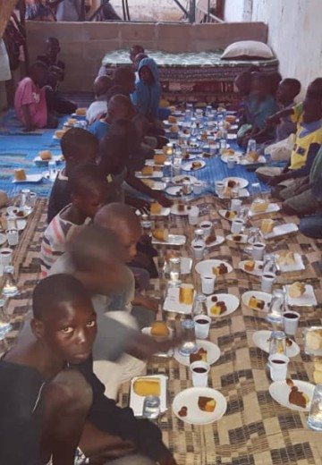 Ramadan Iftar -- Activities