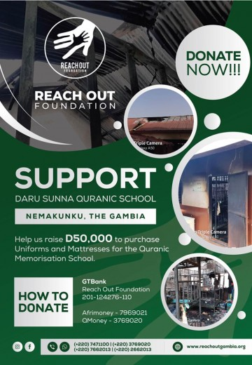 Support Darus-Sunnah